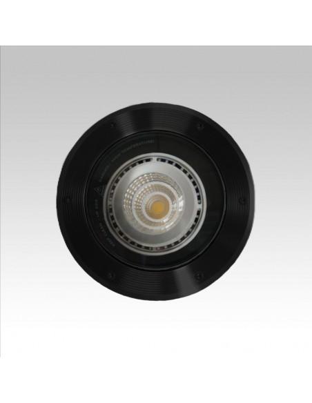 Spot Encastré Marell 22 Rond PAR 30 230V en finition noir de Inverlight- Valente design
