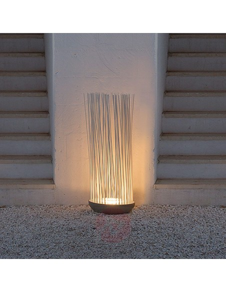 Vue d'ensemble Lampe de sol Don\'t touch Karman - Valente Design