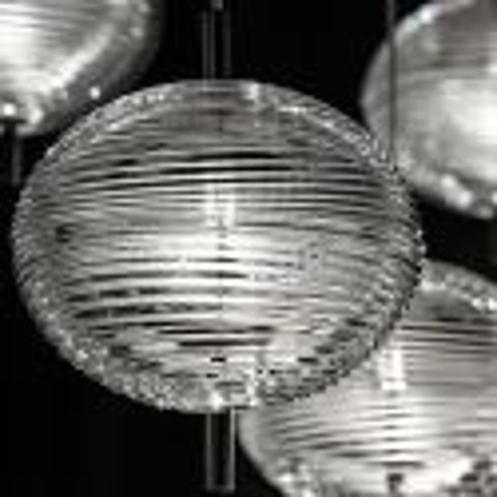 Suspension Jefferson Mini vue de près Studio Italia Design Valente Design