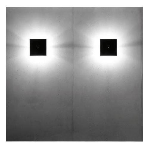 Applique / Plafonnier Lampada Quadra LED