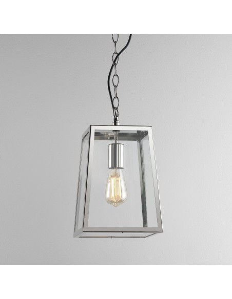 Suspension Calvi wall 305 nickel poli astro lighting Valente design