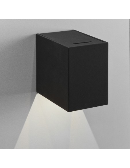 Applique Oslo 100 LED noir Astro lighting - Valente Design
