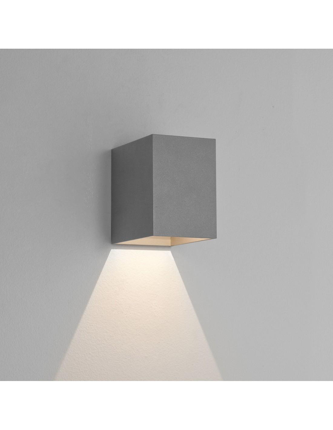 Applique Oslo 100 LED gris Astro lighting - Valente Design