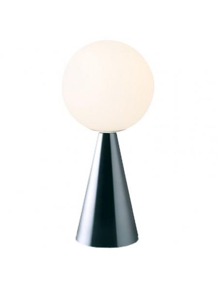 Lampe de table  Bilia Mini nickel fontana arte  Valente Design