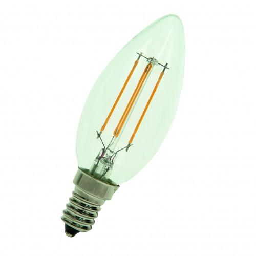 Ampoule E14 filament LED 4W