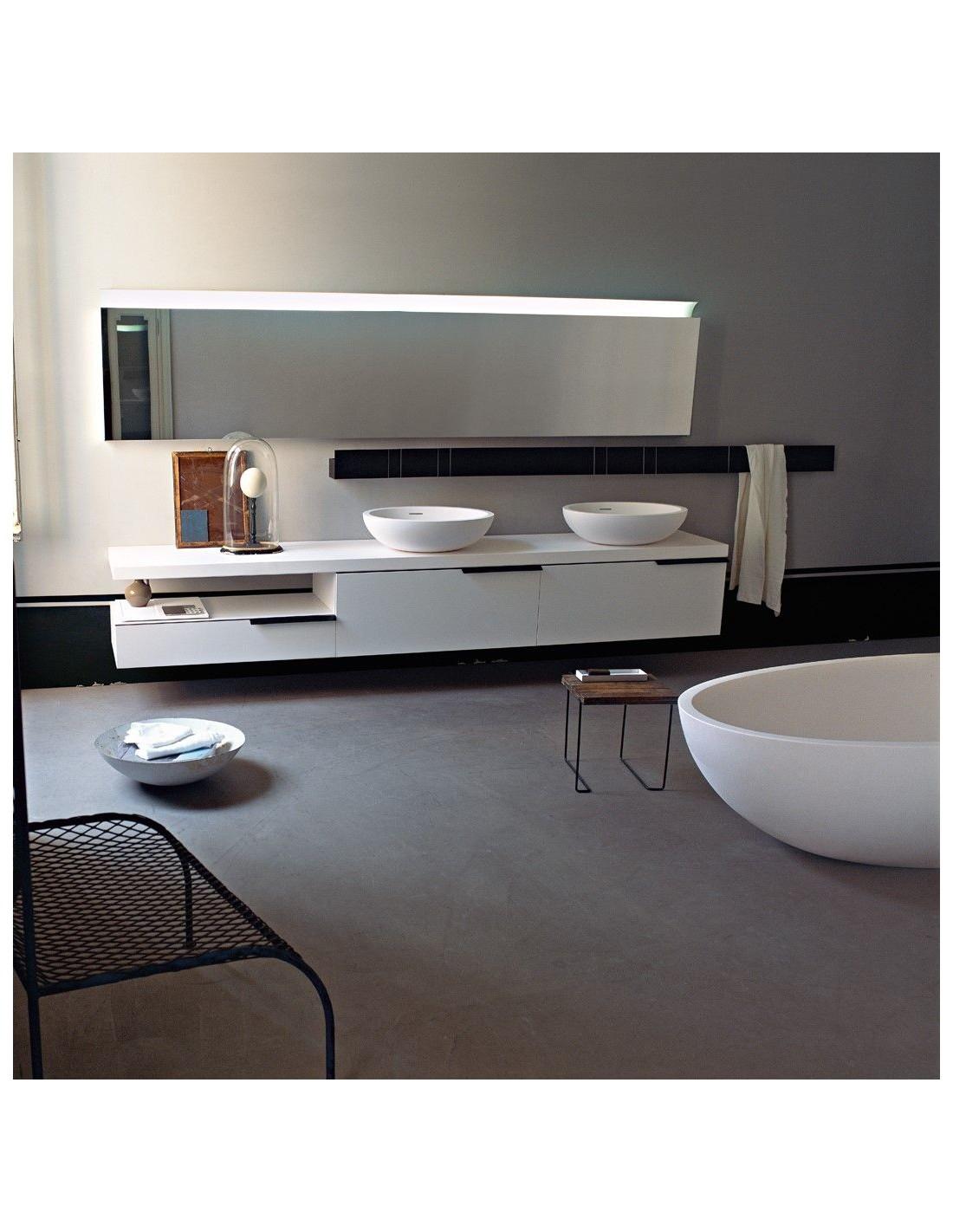 Vasque à poser Spoon XL Agape - Valente Design