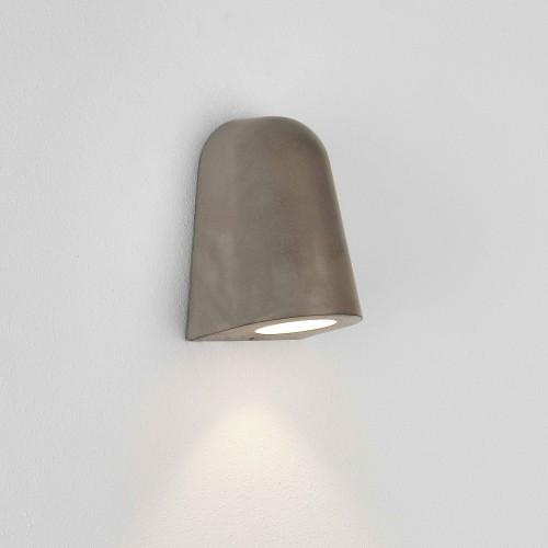Applique Mast Light concrete