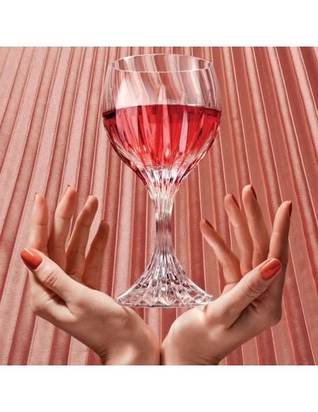 Verre MASSÉNA présent dans le coffret wine therapy de la marque Baccarat - Valente Design