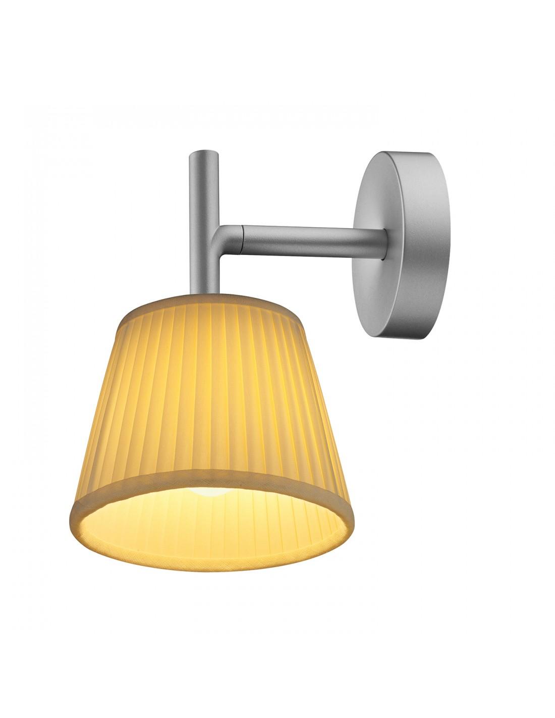 Applique Flos Romeo Babe Soft W de la marque Flos par le designer Philippe Starck chez Valente Design