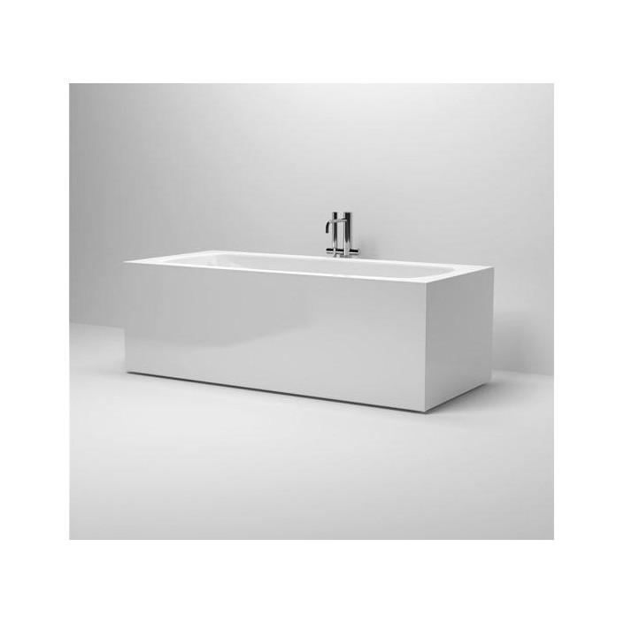 baignoire ilot lumineuse maison design. Black Bedroom Furniture Sets. Home Design Ideas