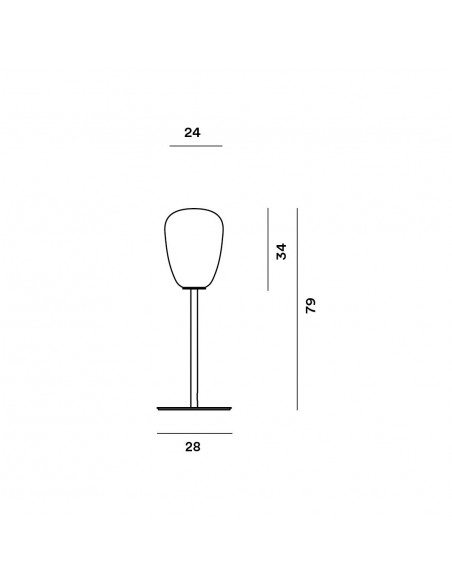 Lampe de table Rituals 1