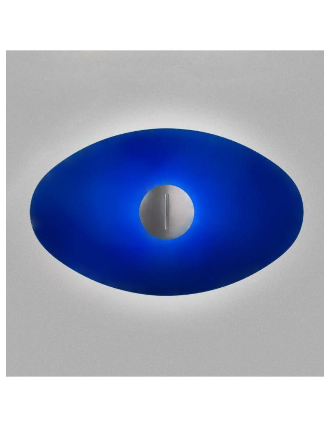 Applique murale bit 2 bleu de Ferruccio Laviani pour la marque Foscarini chez Valente Design