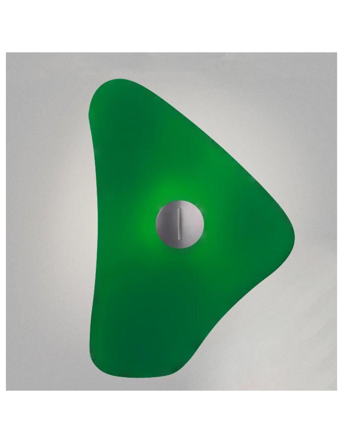 Applique murale bit 4 vert de Ferruccio Laviani pour la marque Foscarini chez Valente Design