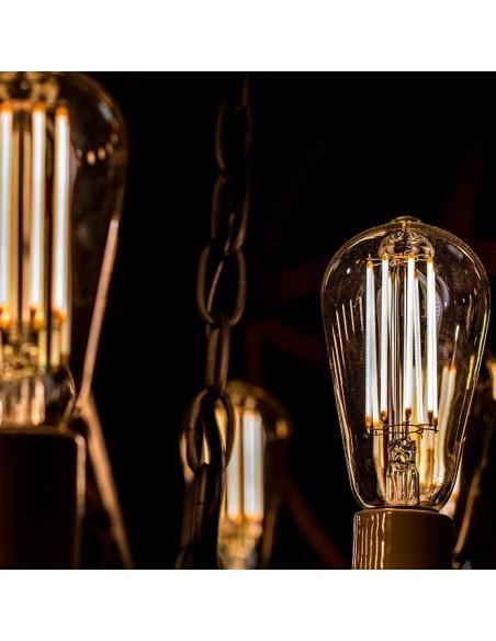 Ampoule E27 5,8W LED de navigation mise en scène Valente Design