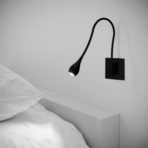 Applique Liseuse Toccami parete LED
