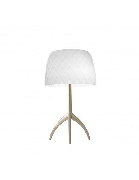 Lampe de table Lumière 30th pastilles Piccola Foscarini Valente Design
