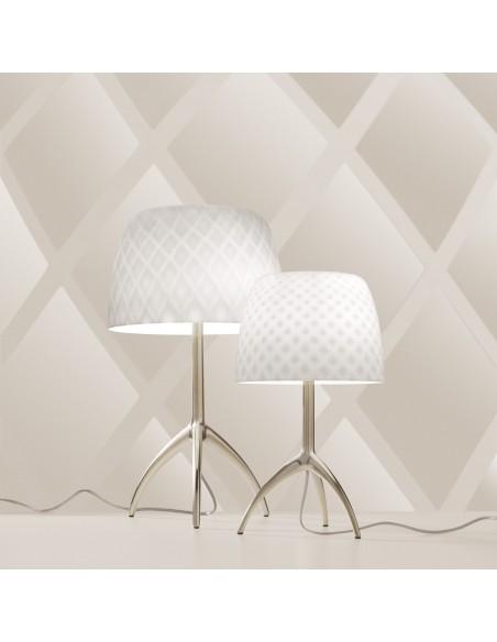 Lampe de table Lumière 30th pastilles Piccola et Grande Foscarini Valente Design