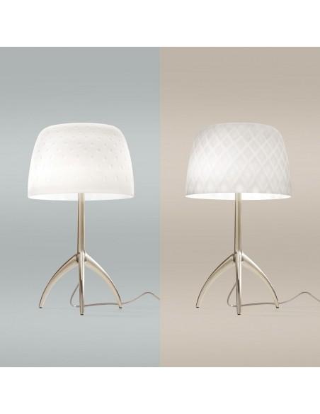 Lampe de table Lumière 30th pastilles et bulles Foscarini Valente Design