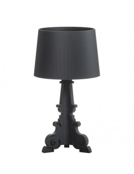 Lampe de table Bourgie noir mat Kartell Valente Design