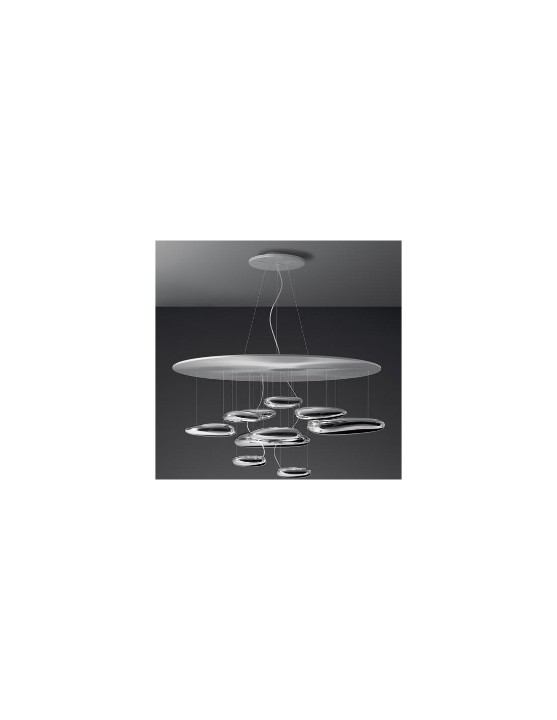 Suspension Artemide  Mercury