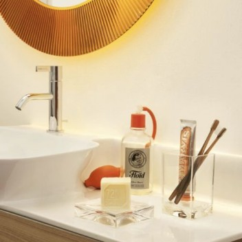 Porte-brosse à dents BOXY - collection KARTELL BY LAUFEN