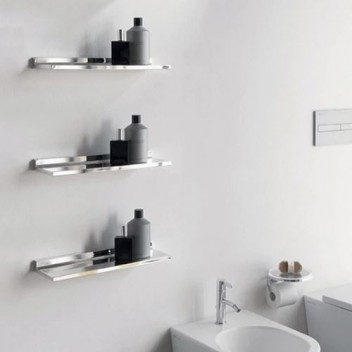 Tablette murale SHELFISH - collection KARTELL BY LAUFEN