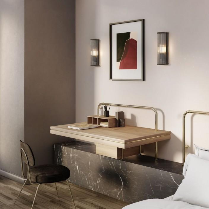 Applique Avignon bronze Astro Lighting - Valente Design