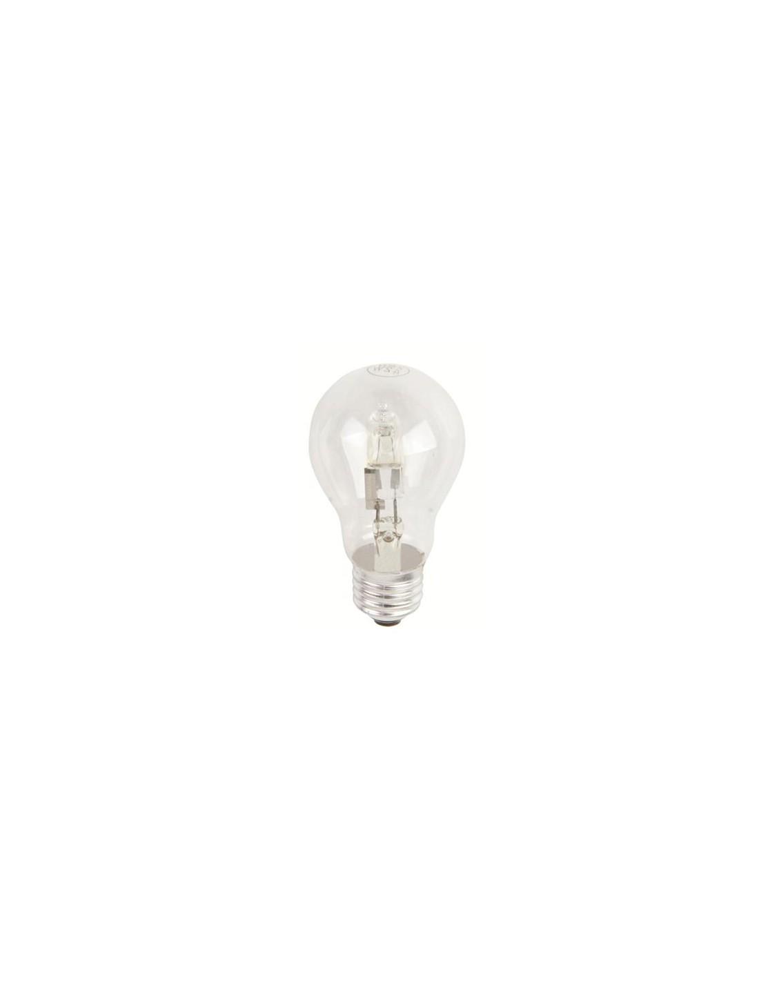 Ampoule E27 52/75W Eco Halogène