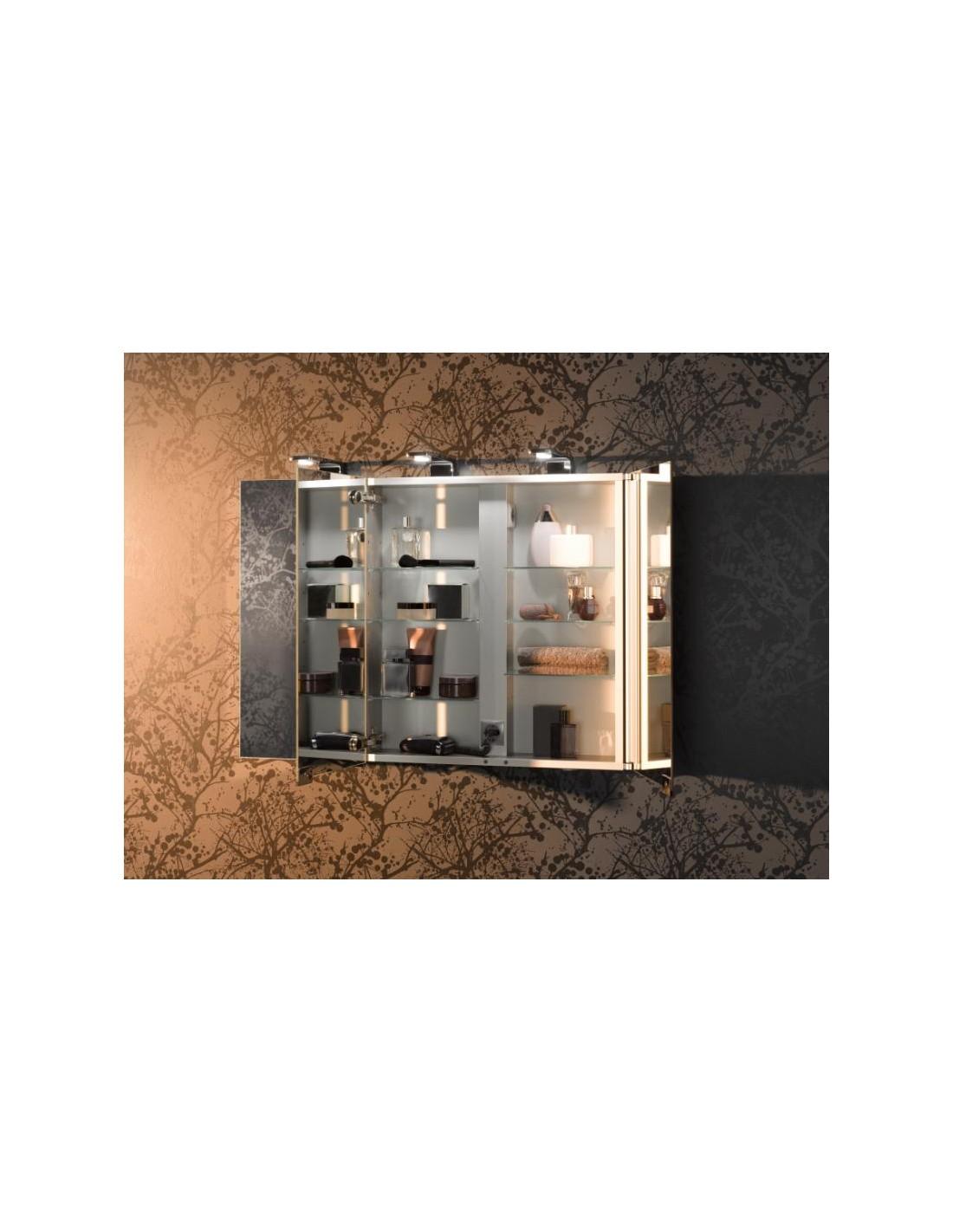 Marque Bianco Salle De Bain ~ armoire de toilette royal universe 3 portes