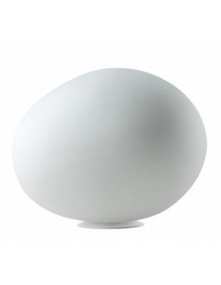 Lampe de Sol Gregg Grande Outdoor Foscarini blanc
