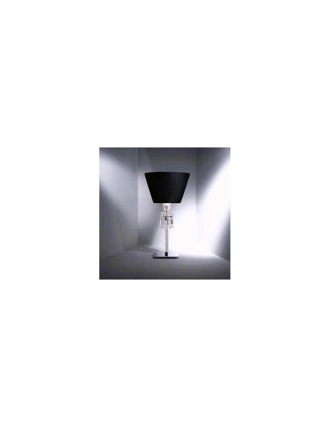 Lampe de table Torch Baccarat alliance du cristal ...