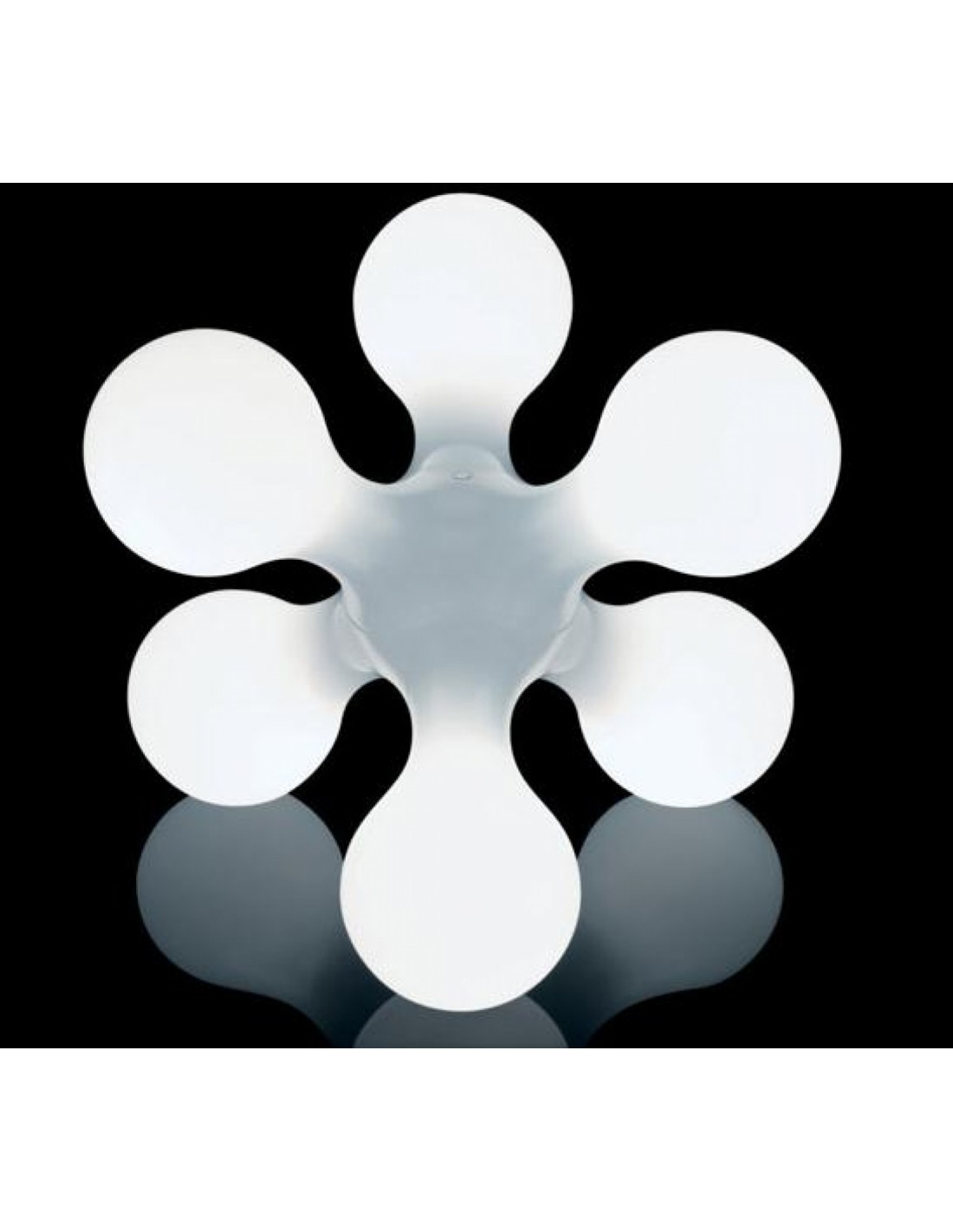 Lampe de sol Atomium pour la marque Kundalini