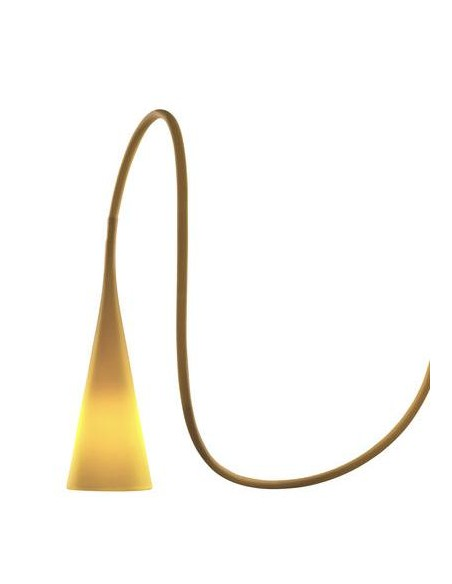 uto outdoor foscarini jaune