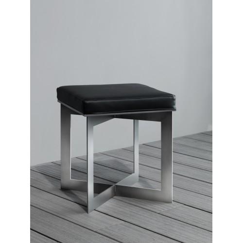Banc Soft HD 40 avec coussin noir