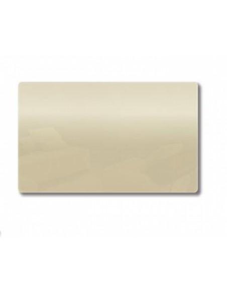 Radiateur Solaris horizontal 63 1000W beige brillant de la marque Fondis - Valente Design