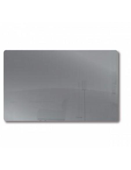 Radiateur Solaris horizontal 63 1000W gris anthracite brillant de la marque Fondis - Valente Design