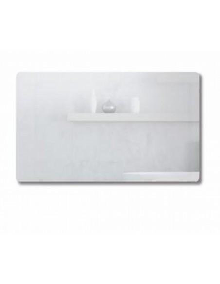 Radiateur Solaris horizontal 63 1000W miroir de la marque Fondis - Valente Design
