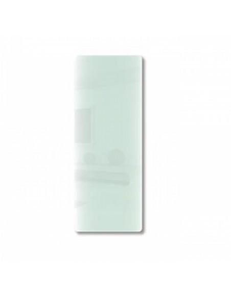 Radiateur Solaris vertical 45 1000W  blanc brillant avec reflets vertde la marque Fondis - Valente Design