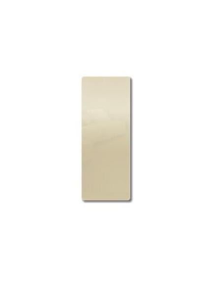 Radiateur Solaris vertical 45 1000W beige brillant de la marque Fondis - Valente Design