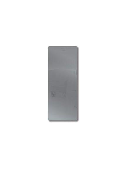 Radiateur Solaris vertical 45 1000W gris anthracite brillantde la marque Fondis - Valente Design