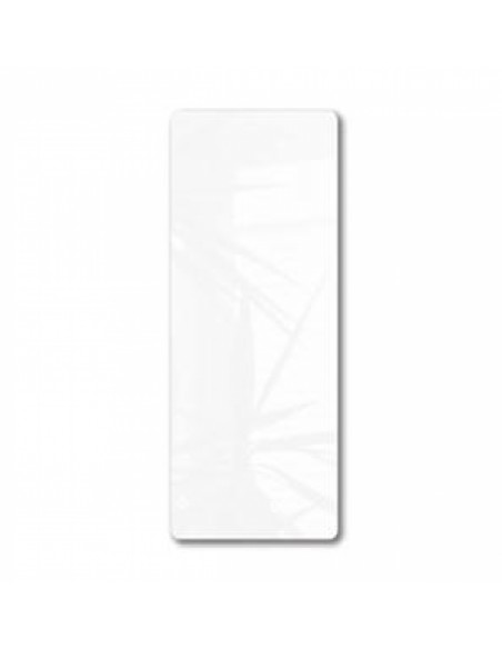 Radiateur Solaris vertical 45 1000W blanc brillant  de la marque Fondis - Valente Design