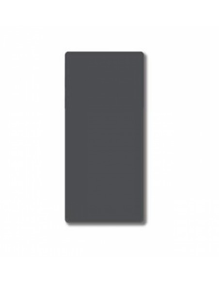Radiateur Solaris vertical 1500W noir mat de la marque Fondis - Valente Design
