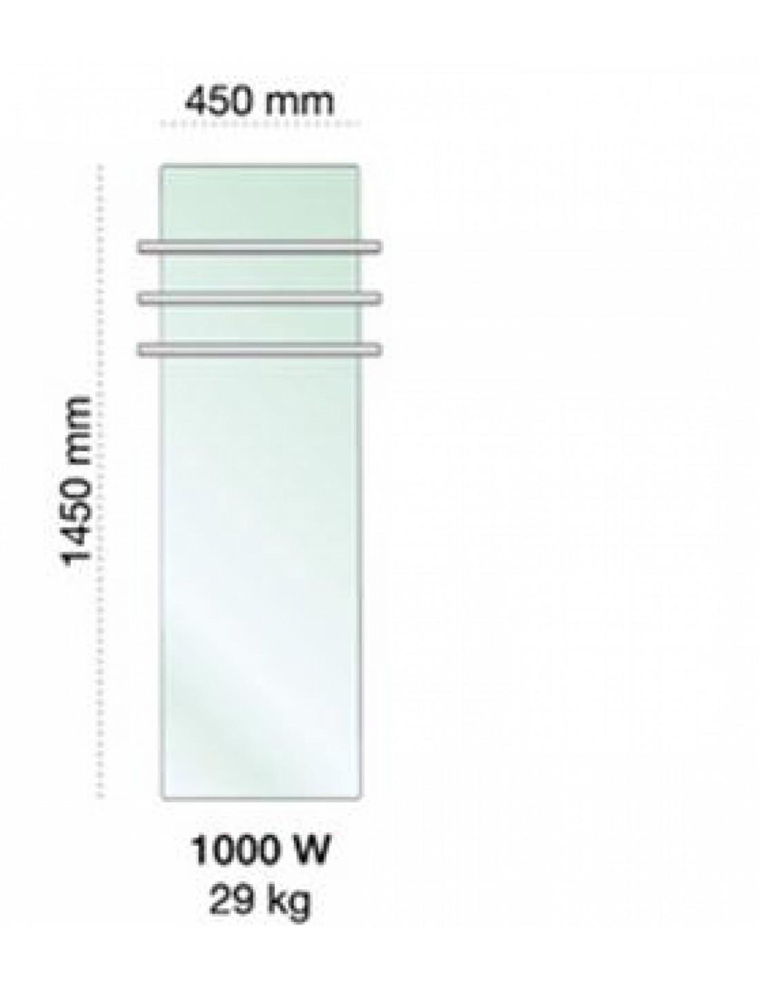 s che serviettes solaris 45 1000w. Black Bedroom Furniture Sets. Home Design Ideas