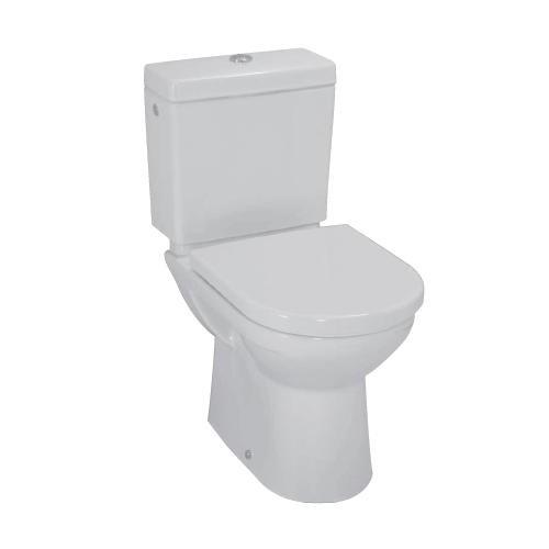 WC pack cuvette au sol