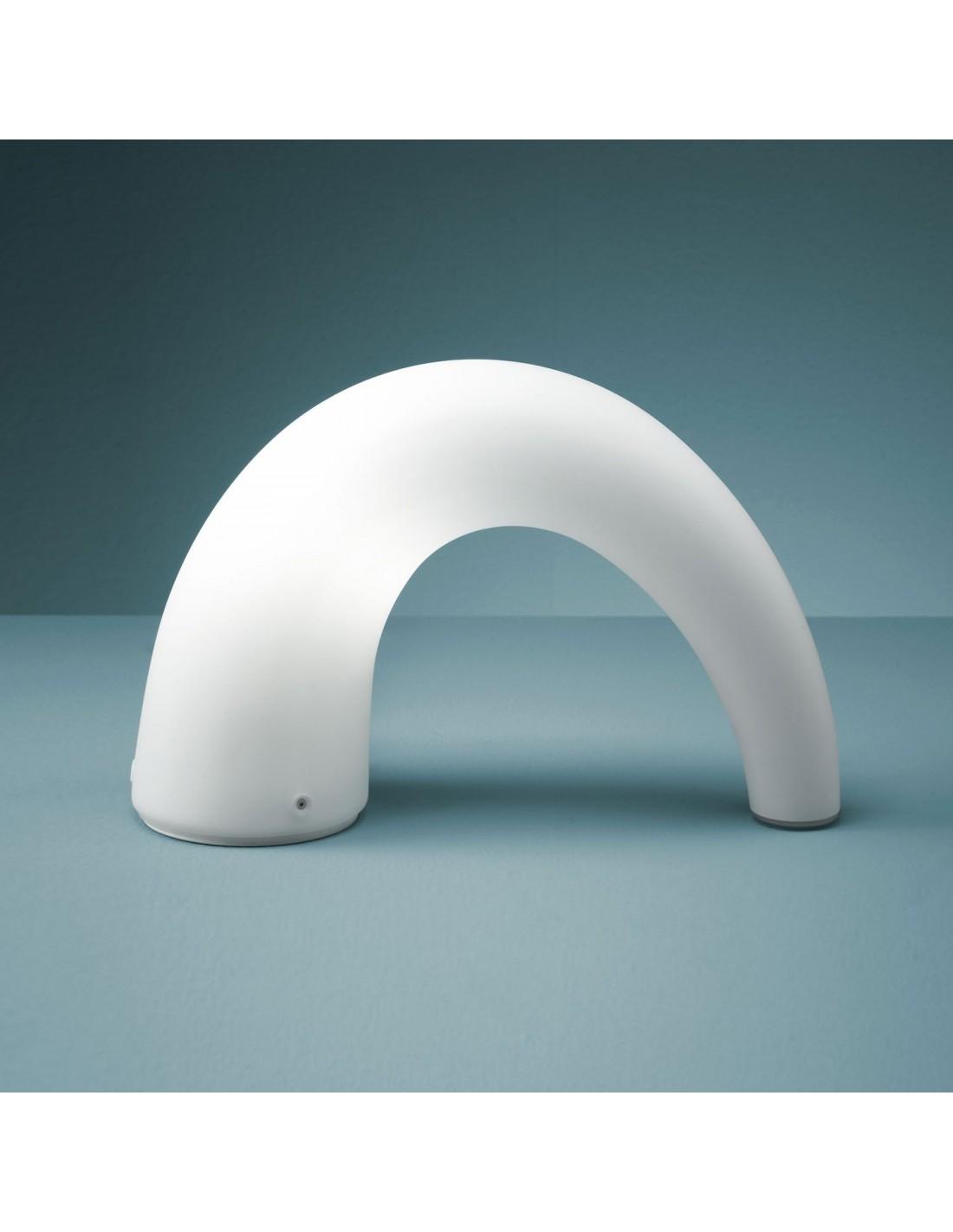Lampe de table Thor petit modèle vue d\'ensemble Fontana Arte