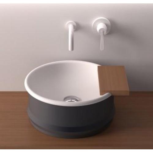 Tablette porte objets pour vasque Vieques
