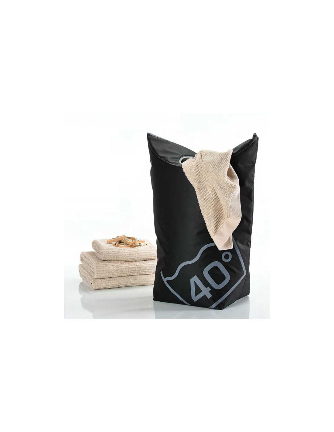 panier linge confetti de la marque zone. Black Bedroom Furniture Sets. Home Design Ideas
