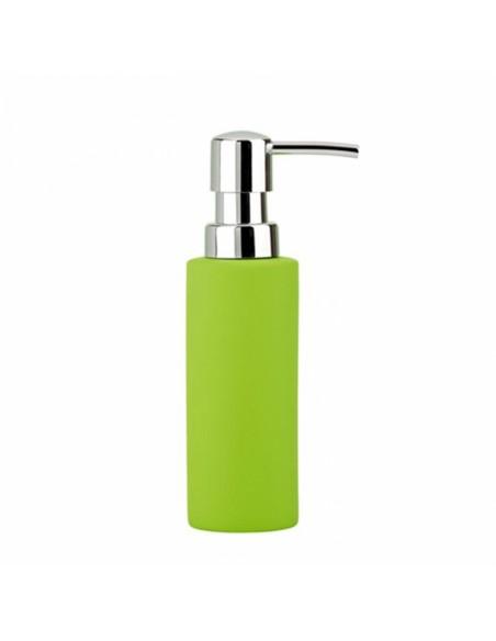 Distributeur de savon liquide Confetti Bath vert de la marque Zone