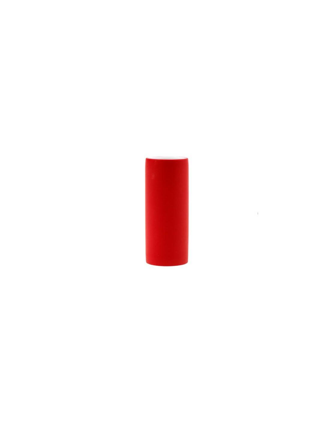 Porte brosses dents confetti bath rouge de la marque zone - Brosse a dent bleu blanc rouge ...