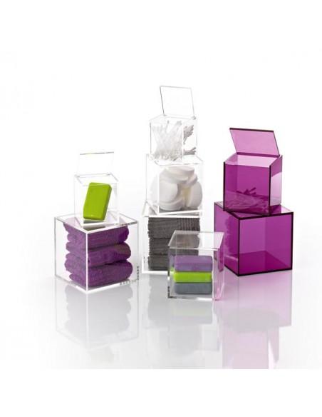 Boîte Confetti moyen modèle vert de la marque Zone